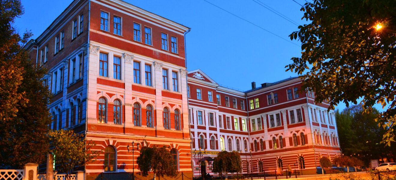 Ласкаво просимо до Кам'янець-Подільського національного університету імені Івана Огієнка!